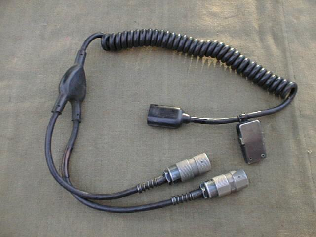 CX-8650B Headset Connecting Cable