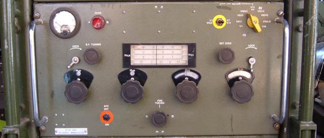 R-234 HF SSB Radio Receiver