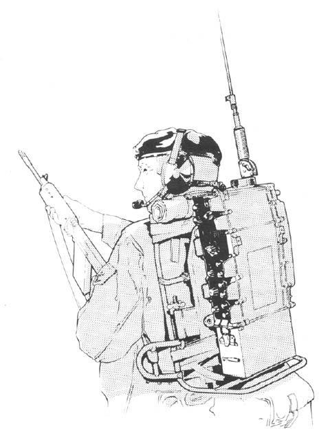 Clansman RT-320 / PRC-320 30 Watt HF Transceiver