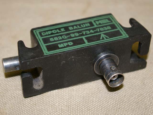 Clansman PRC-319 Dipole Balun