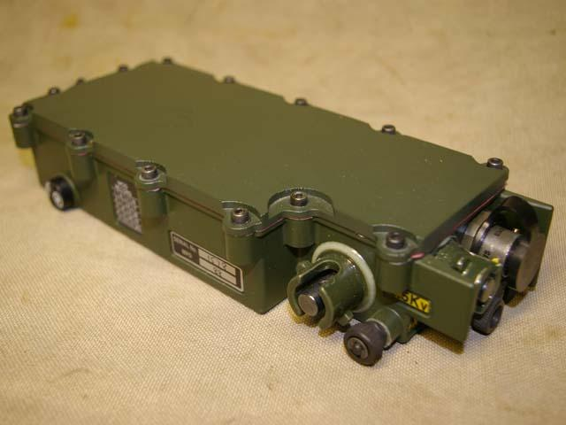 Clansman PRC-319 Antenna Tuner Unit RF Extender BA1305 TURF Extender