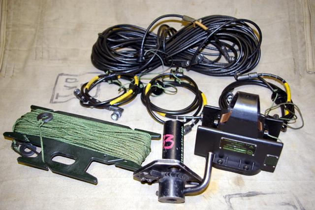 Clansman VHF Elevated Ground Spike Antenna