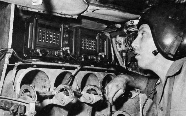 Racal VRM5080 VHF 50 Watt Tank Radio Transceiver