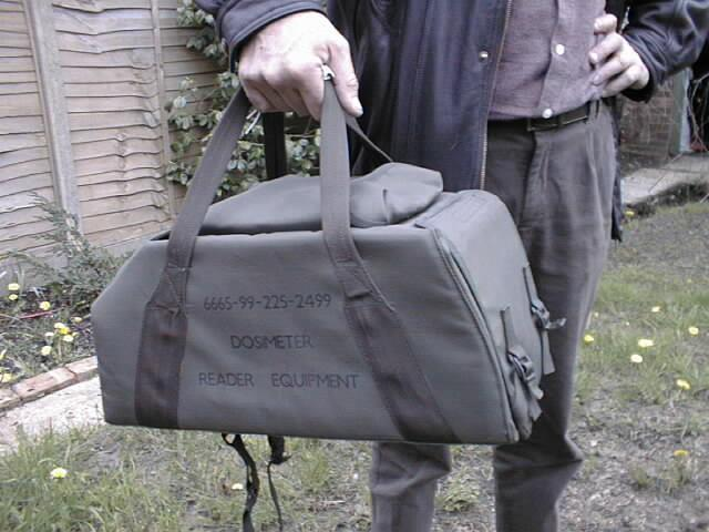Dosimeter Carry Bag