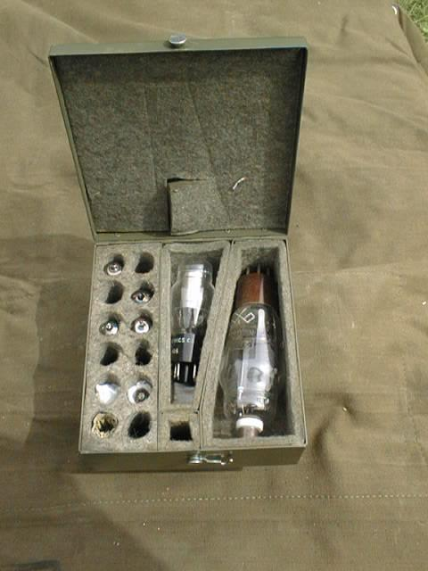 BX-53 Spare Parts and Tube Box Empty Box