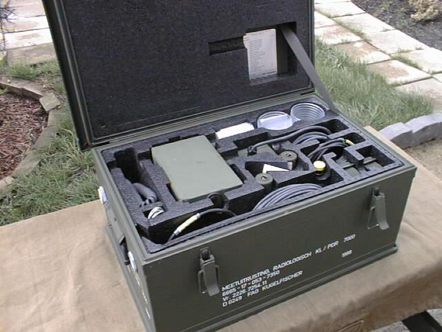 Digital Radiological Test Equipment PDR-7000
