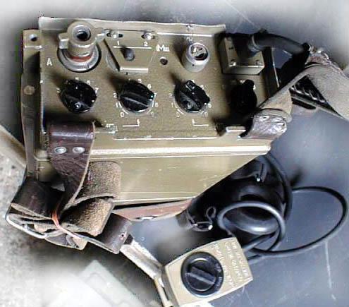 P-158 Receiver/Transmitter