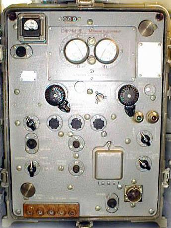 P-407M Receiver/Transmitter