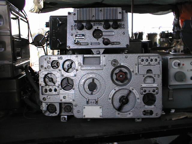 P-123M Tank Set