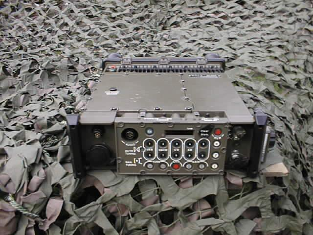 PRC-600 RT-601 Man Pack HF Radio