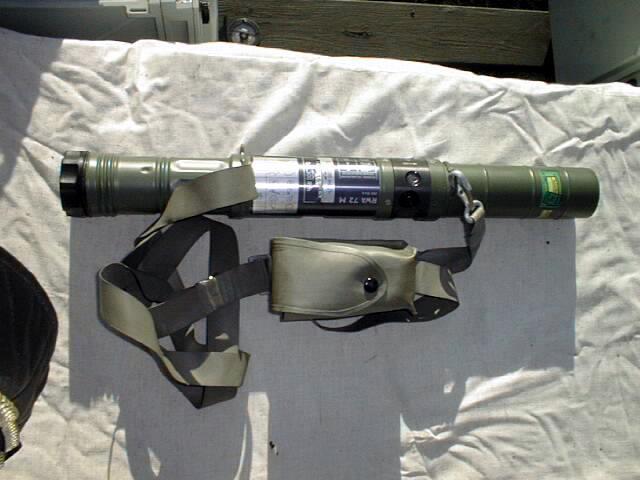 RWA-72M Geiger Counter