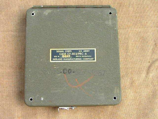 CY-853/PRC-6 Full Crystal Kit