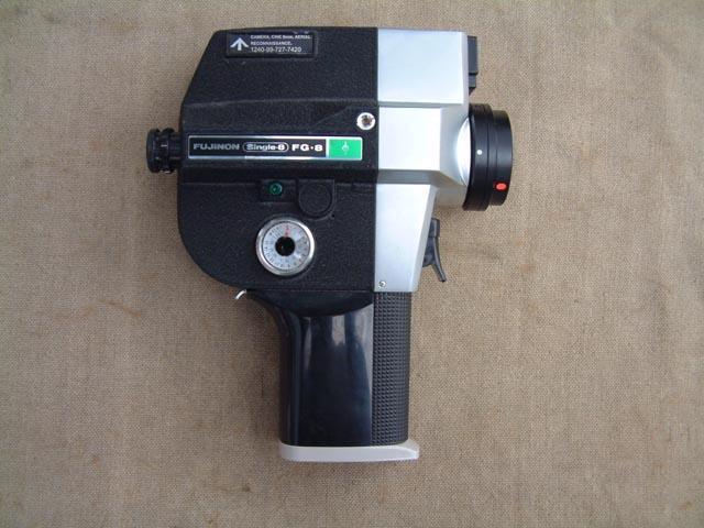 Vintage 8mm Cine Aerial Reconnaissance Camera