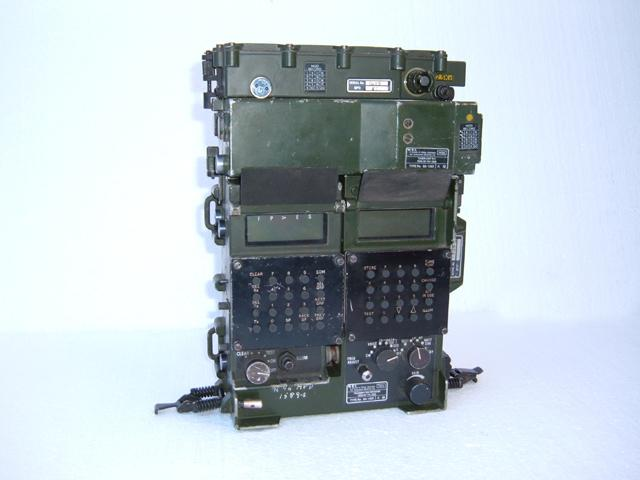 Clansman PRC-319 SAS Special Forces HF/VHF Man-Pack Radio