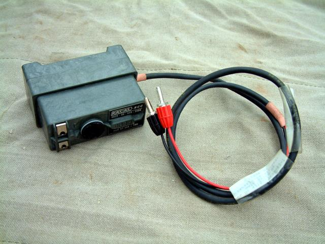 PRC-349 External PSU Connector