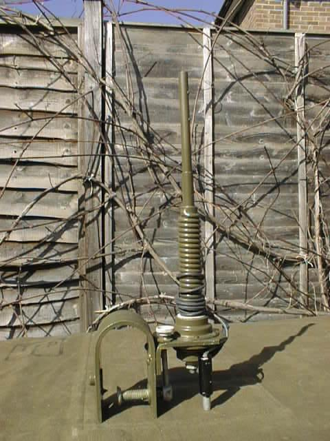 Russian Radio Antenna Mast Base
