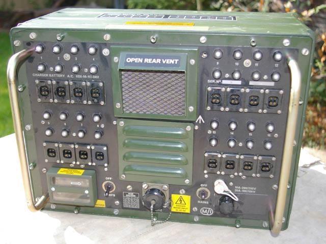 Clansman Mass Battery Charger ACCU