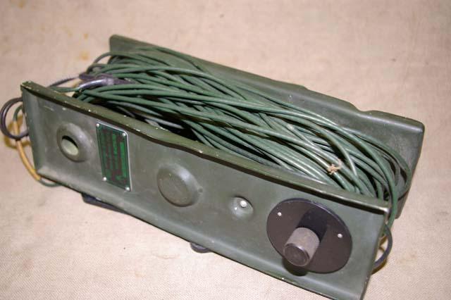Clansman Antenna Wire Element Metal Spool