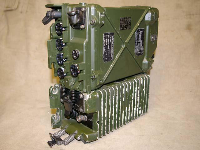 Clansman RT-352 / PRC-352 20 Watt VHF Man-Pack Transceiver