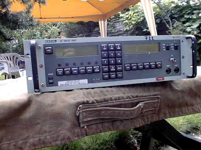 Racal MA-1723 HF Drive Unit