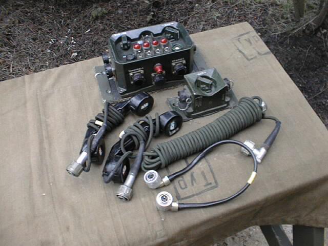 Vehicle Intercom Kit