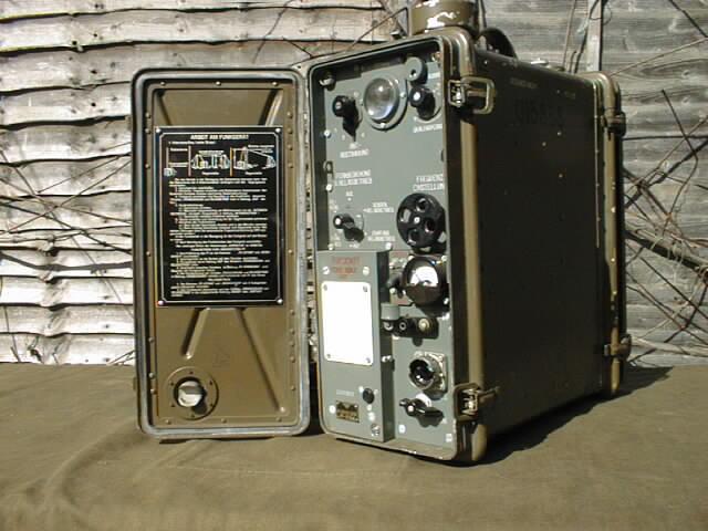 Russian P-105D, P-108D, P-109D Receiver/Transmitter