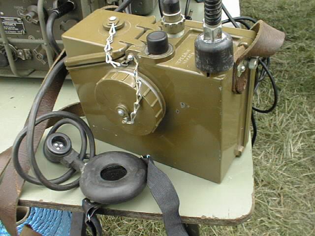 P-126 Receiver/Transmitter