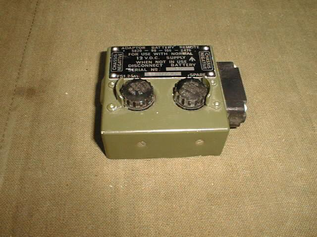 PRC-316 DC Power Supply