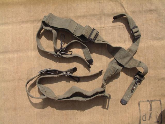 M-1945 Belt Suspenders