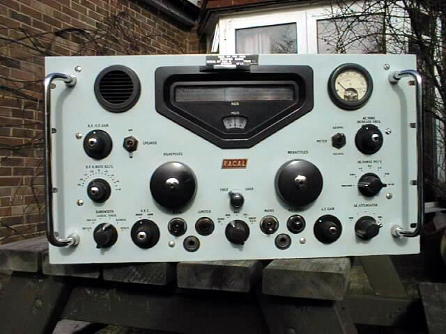 Racal RA-17 HF Communications Receiver