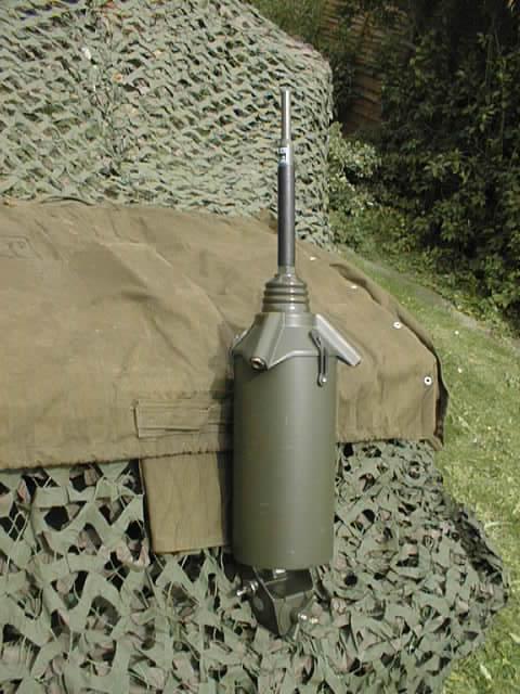 ATU and Ground Plane Antenna for SEM-25/35