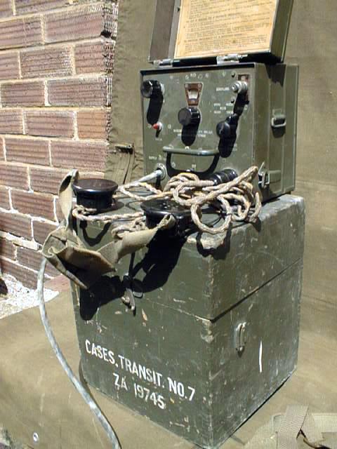 Portable Heterodyne Wave Meter Class D No.1 MkII /1