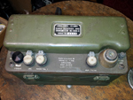 Genuine American Signal Corps BC-1000 WWII Radio