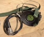 Clansman Single Transducer Headset