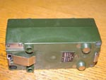 Racal MA-968B Battery Cassette for the Racal TRA-967 Radio Set