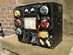 T-1154 W.W.II. Lancaster Bomber Transmitter