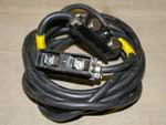 Clansman 24 Volt Battery Extension Cable